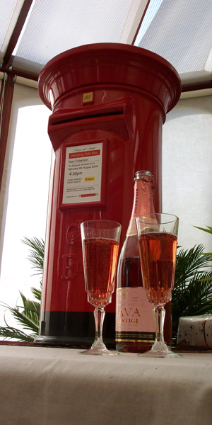 Wedding Gift Post Boxes For Cards : ... Card Post Boxes by YourWeddingPostBox.Co.Uk - What is a Wedding Post