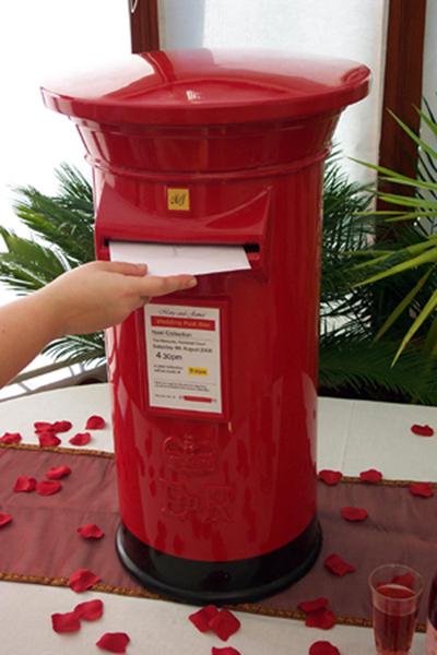 Weding Gift Box For Envelopes 014 - Weding Gift Box For Envelopes