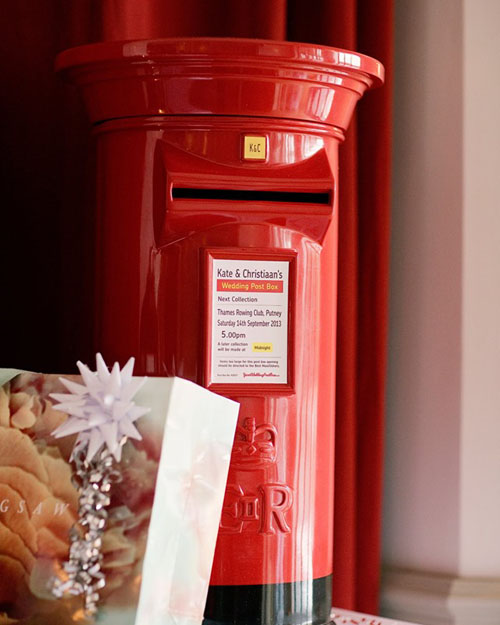 Wedding Post Box Rental